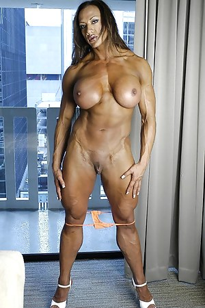 Big Boobs Bodybuilder Porn Pictures