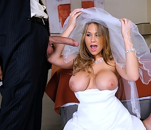 Big Boobs Bride Porn Pictures